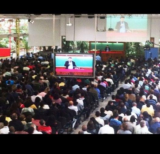 igreja maranata - É a ICM que não se envolve com política, não é?