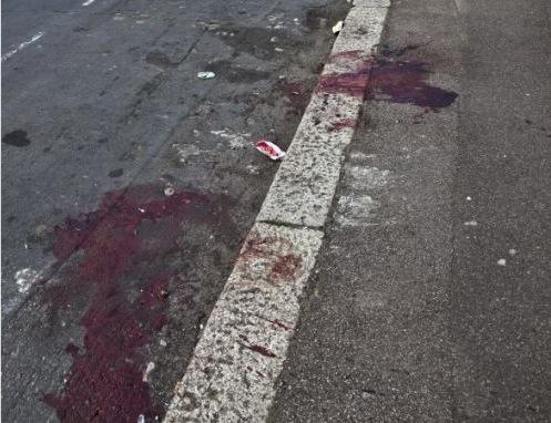 sangue na estrada da obra maranata