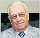 Principal fundador e ex-presidente da maranata - maçon gedelti gueiros