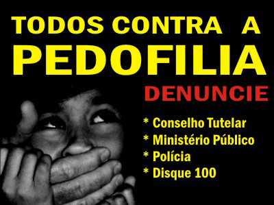 pedofilia na maranata