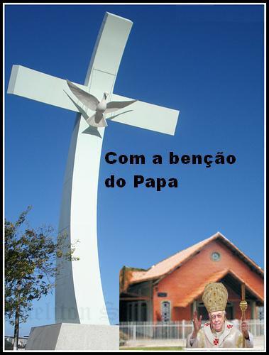 grande evangelização na maranata na praça do papa