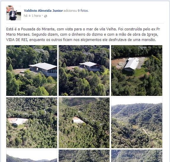 Mentiras do Valdivio