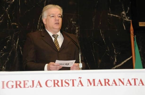 promotor picone exemplo de corrupção promovida com dízimo e votos do curral eleitoral da seita maranata